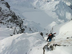Off piste courses Freeride Verbier