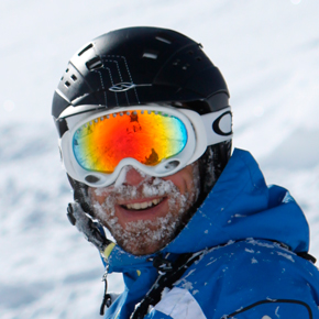 Freeride Verbier Jon West