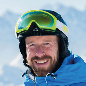 Jon West Freeride Verbier
