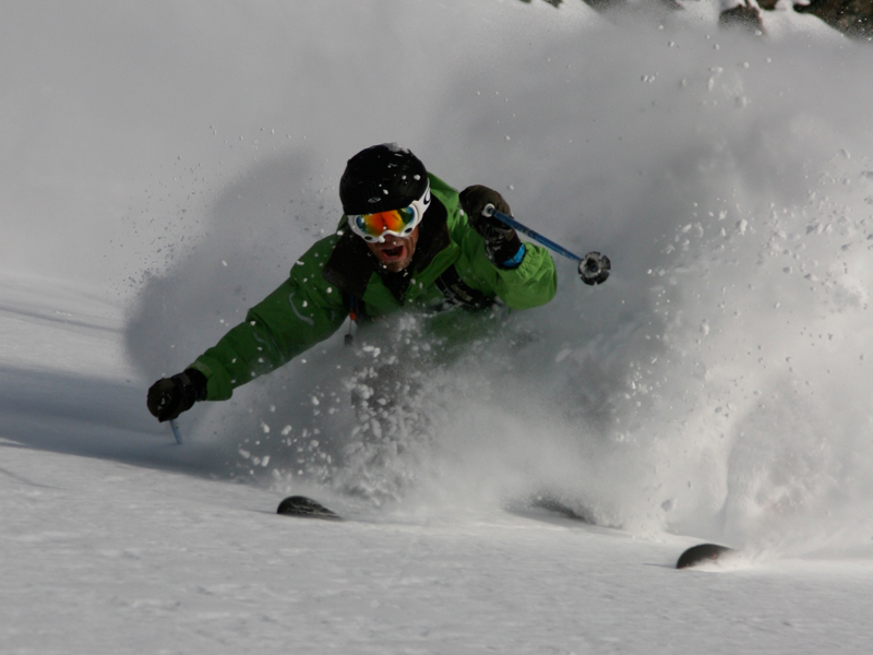 Freeride Verbier - Powder skiing paradise