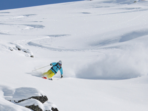 How to ski off piste - Freeride Verbier