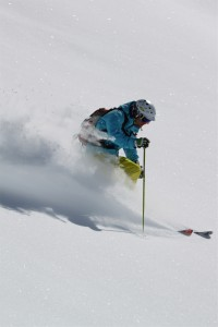 Off piste lessons - Freeride Verbier