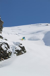 Safety first in off piste skiing - Freeride Verbier