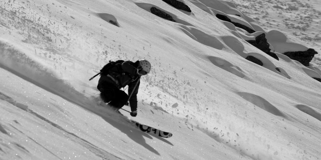 Mont Gele off piste