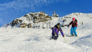 Moguls training verbier