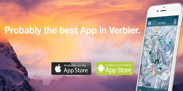 Dotfreeride app verbier